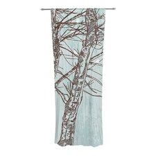 Winter Trees Curtain Panels (Set of 2)