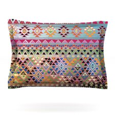 Tribal Native by Nika Martinez Woven Pillow Sham