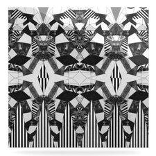 Tessellation by Vasare Nar Graphic Art Plaque