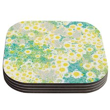 Myatts Meadow by Kathryn Pledger Coaster (Set of 4)