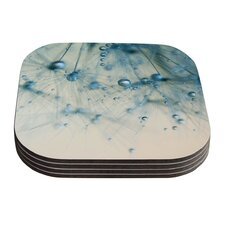 Pearls by Ingrid Beddoes Coaster (Set of 4)