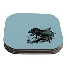 The Blanket II by Graham Curran Coaster (Set of 4)