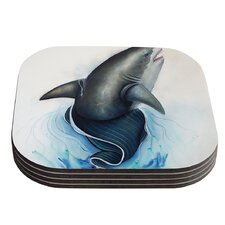 Lucid by Graham Curran Coaster (Set of 4)