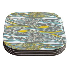 Drift by Gill Eggleston Coaster (Set of 4)