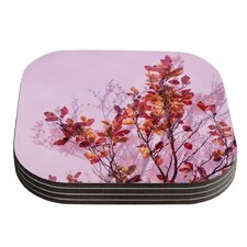Autumn Symphony by Iris Lehnhardt Coaster (Set of 4)