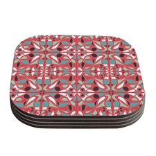 Stained Glass by Miranda Mol Coaster (Set of 4)