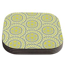 Sprouting Cells by Miranda Mol Coaster (Set of 4)