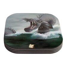 Vessel by Sophy Tuttle Coaster (Set of 4)