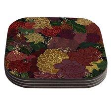 Flowers by Jaidyn Erickson Coaster (Set of 4)