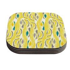 Barengo Sunshine by Gill Eggleston Coaster (Set of 4)
