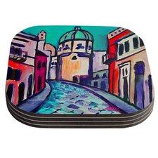 Procida by Theresa Giolzetti Coaster (Set of 4)
