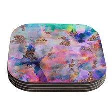 Sparkle Mist by Nikki Strange Coaster (Set of 4)