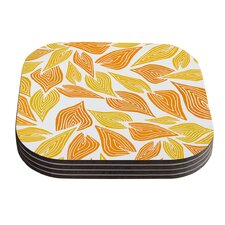 Autumn by Pom Graphic Design Coaster (Set of 4)