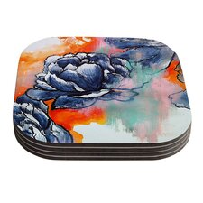 Bloom by Sonal Nathwani Coaster (Set of 4)