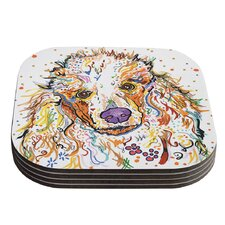 Lily by Rebecca Fischer Coaster (Set of 4)