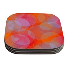 Six by Marianna Tankelevich Coaster (Set of 4)