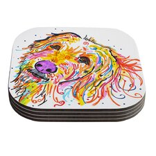 Koda by Rebecca Fischer Coaster (Set of 4)