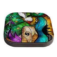Nola by Mandie Manzano Coaster (Set of 4)