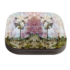 The Magnolia Trees by Suzanne Carter Coaster (Set of 4)