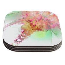 Lily by Alison Coxon Coaster (Set of 4)