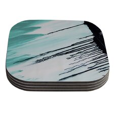 Extractions by Steve Dix Coaster (Set of 4)