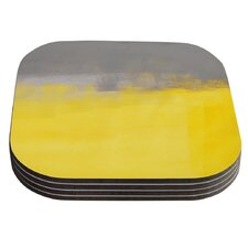 A Simple Abstract by CarolLynn Tice Coaster (Set of 4)