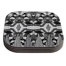 Tessellation by Vasare Nar Coaster (Set of 4)