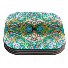 Summer Breeze by Nikposium Coaster (Set of 4)