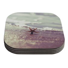 You Are A Star by Libertad Leal Coaster (Set of 4)