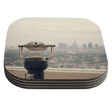 The View LA by Catherine McDonald Coaster (Set of 4)