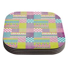 Patchwork by Louise Machado Coaster (Set of 4)
