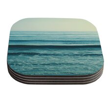 Somewhere by Myan Soffia Coaster (Set of 4)