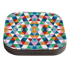 Geometric by Project M Coaster (Set of 4)