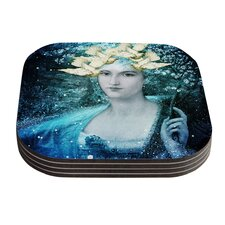 Adorned by Suzanne Carter Coaster (Set of 4)