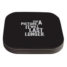 Take A Picture Coaster (Set of 4)