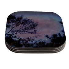 Twilight by Robin Dickinson Coaster (Set of 4)