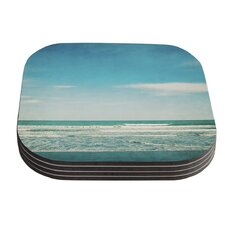 Ocean by Susannah Tucker Coaster (Set of 4)