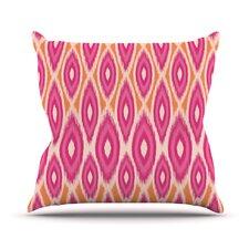 Moroccan by Amanda Lane Throw Pillow