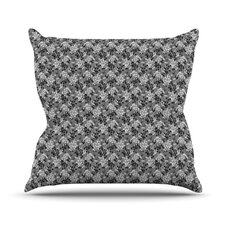 Dandy by Holly Helgeson Floral Throw Pillow