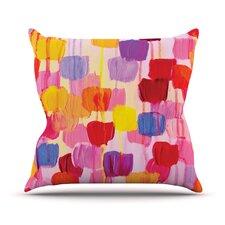 Dotty by Ebi Emporium Throw Pillow