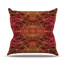 Summer by Nikposium Throw Pillow