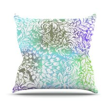 Bloom Softly for You Throw Pillow