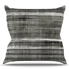 Accent by CarolLynn Tice Dark Neutral Throw Pillow