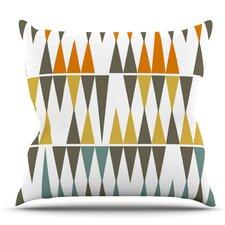 Diamond Kilim by Pellerina Design Throw Pillow