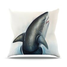 Lucid by Graham Curran Throw Pillow