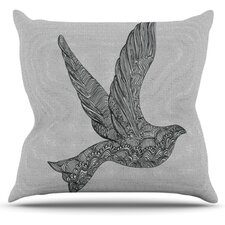 Dove by Belinda Gillies Throw Pillow