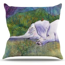 Ernie's Dream by Catherine Holcombe Throw Pillow