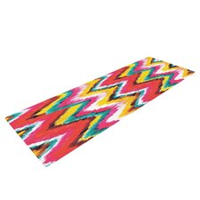 Painted Chevron by Aimee St. Hill Yoga Mat