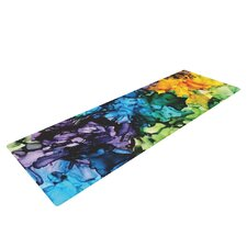 Gra Siorai by Claire Day Yoga Mat
