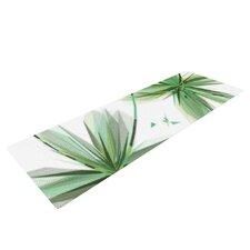 Flower by Alison Coxon Yoga Mat